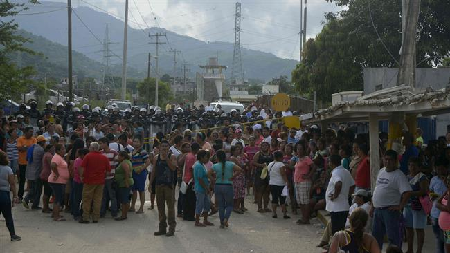 At least 28 killed in Mexico prison fight