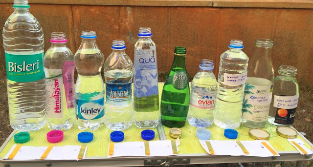 The Good And Bad Drinking Water Simple Litmus Test