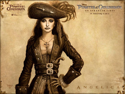 2011 Pirates of The Caribbean Standard Resolution HD Wallpaper 14
