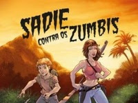 Resenha: Sadie contra os Zumbis - Zumbisaga #2 - Madeleine Roux