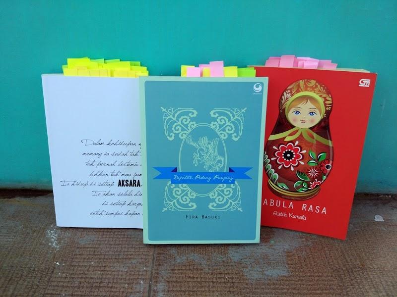 Ghibahin Penulis Indonesia: Azizah, Fira Basuki, dan Ratih Kumala