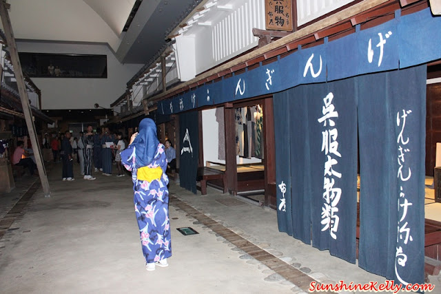 Experience Edo Period, Osaka Museum of Housing and Living, Osaka, Kansai, AirAsiaX, Tour Osaka, Osaka Amazing Pass 2015, Osaka Trains Pass