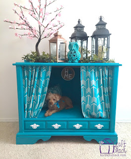 diy-repurposed-tv-dog-bed