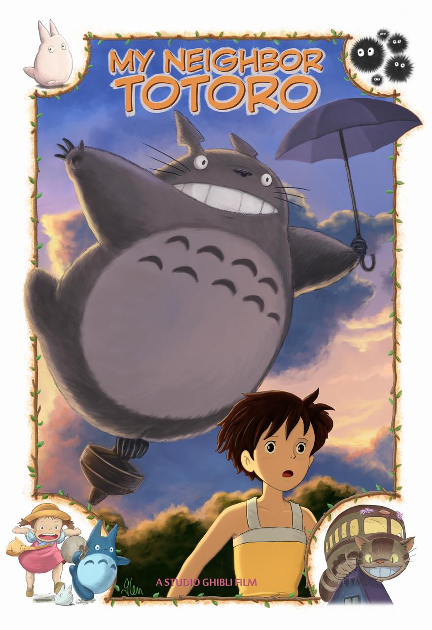 Watch My Neighbor Totoro Full Movie   Watch My Neighbor ...