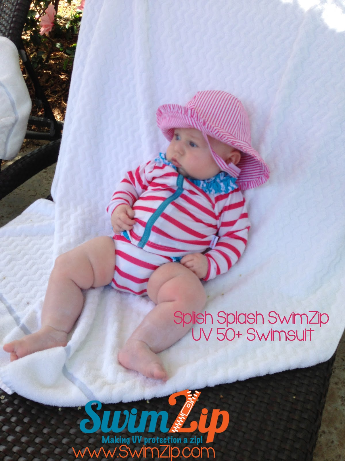 ae681978b4 Stylish UPF 50+ Rash Guard Swimsuits and Swimwear by SwimZip: Best ...