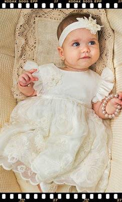 rochita de botez deosebit de eleganta pareri