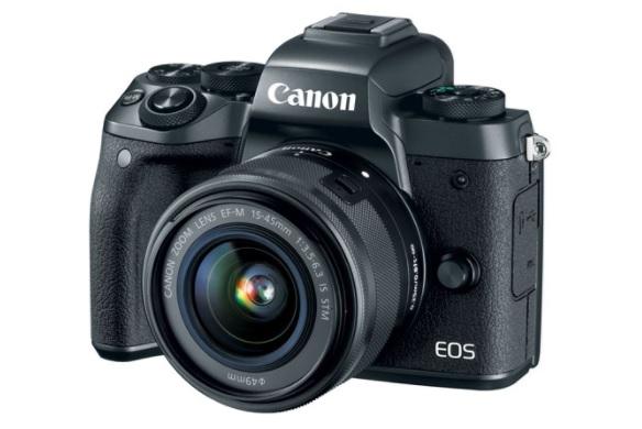 Camera Canon EOS M5 Mirorrless