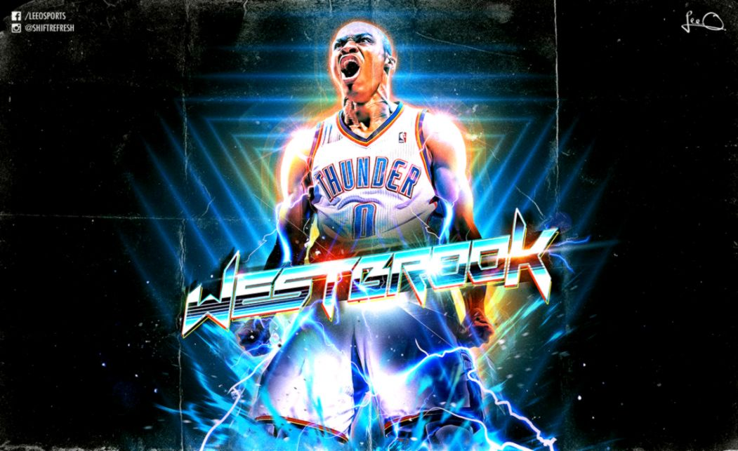 Russell Westbrook Wallpaper Wallpapers Colorful
