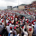 Kwankwaso, despite being denied use of Eagle Square, formally declares presidential interest in Abuja
