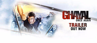 poster of ghayal once again