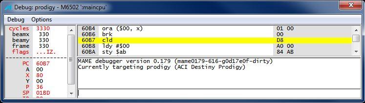 Frakaday!: The Prodigy #4 - add some RAM and a VIA device