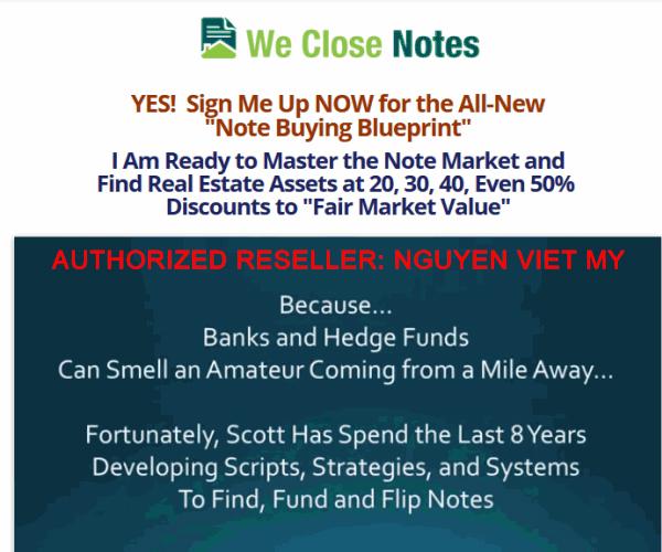 Scott carson note buying blueprint note genius suite real scott carson note buying blueprint note genius suite real estate malvernweather Gallery