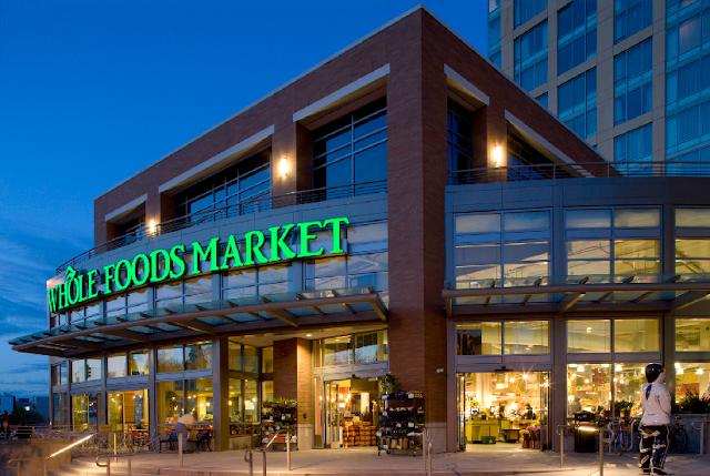 Supermercado Whole Foods em Miami