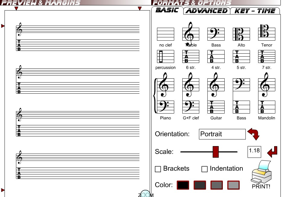 how to read tablature pdf