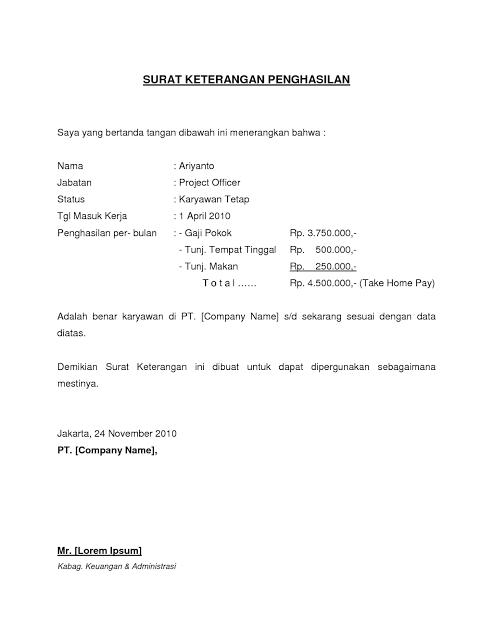 Surat Izin Bahasa Jawa : surat, bahasa, Contoh, Surat, Sakit, Bahasa