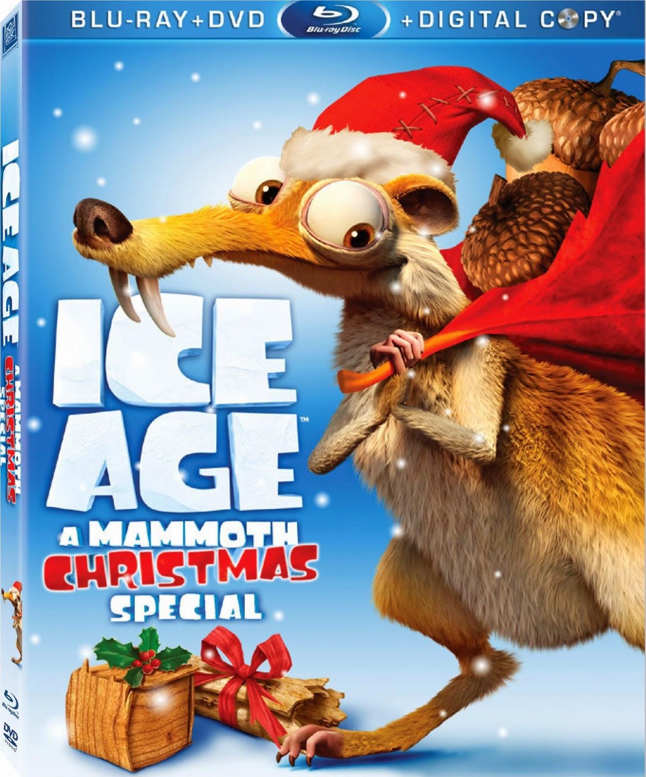 Ice Age: A Mammoth Christmas (2011) Μεταγλωτισμένο ταινιες online seires xrysoi greek subs