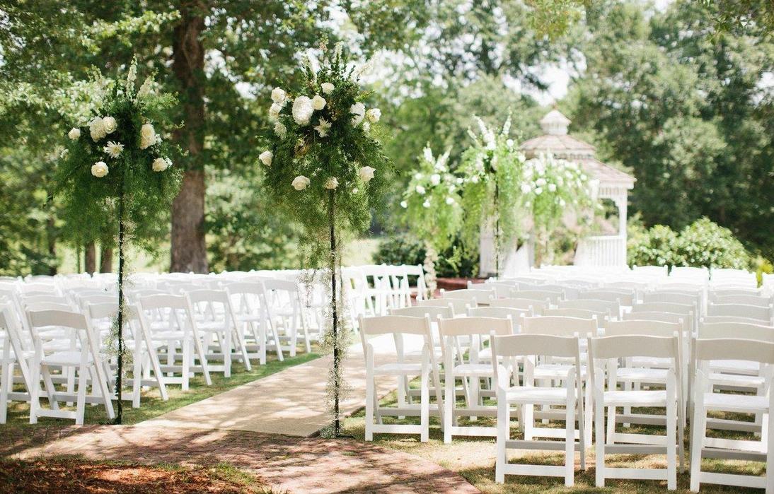 Southern House & Garden Wedding Venue