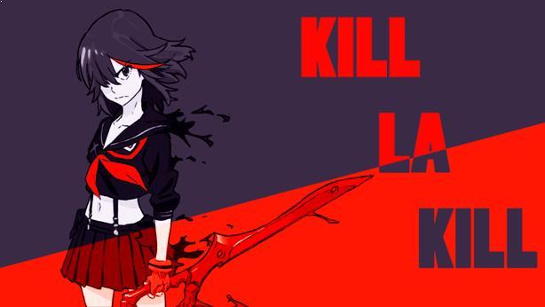 Kill la Kill - Top Anime Like Shingeki no Kyojin (Attack on Titan)