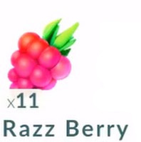 fungsi razz berry