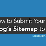 Submit Sitemap Blog Webmaster Tool Google Dengan Benar