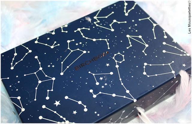Birchbox à la belle étoile juillet 2016 - Blog beauté Les Mousquetettes©
