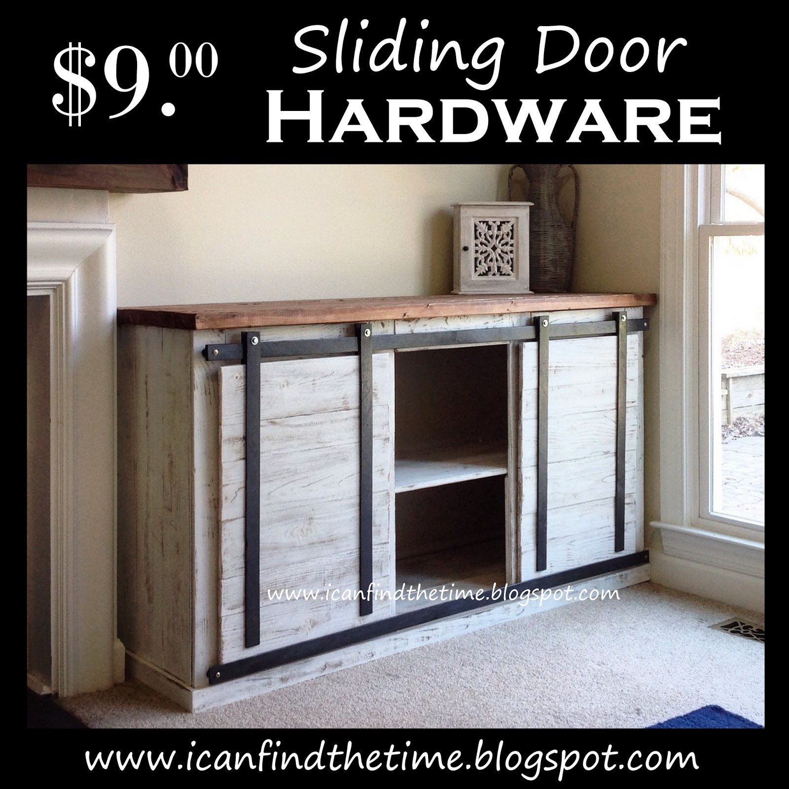 A New Cheaper Way To Do Sliding Doors On Furniture