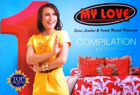 Katalog sprei my love 2015 compilition edition