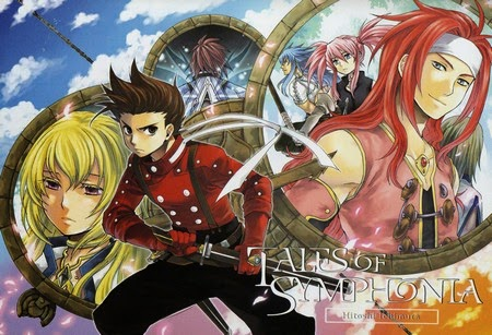 Tales of Symphonia Tome 2 - page couleur