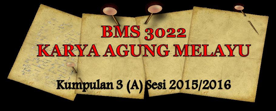Bms3022 Karya Agung Melayu Analisis Hikayat Abdullah