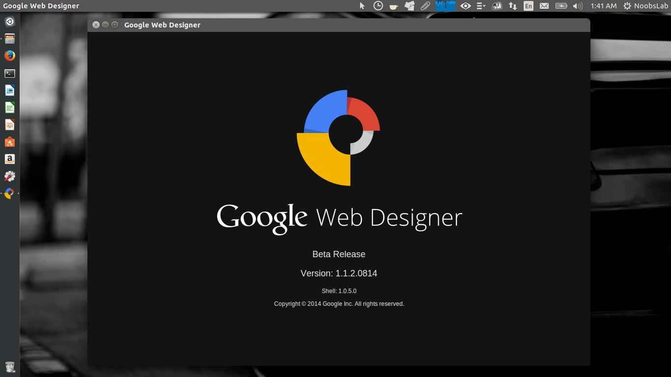 How To Create A Website In Google Web Designer