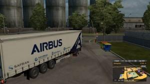 Standalone Airbus Trailer