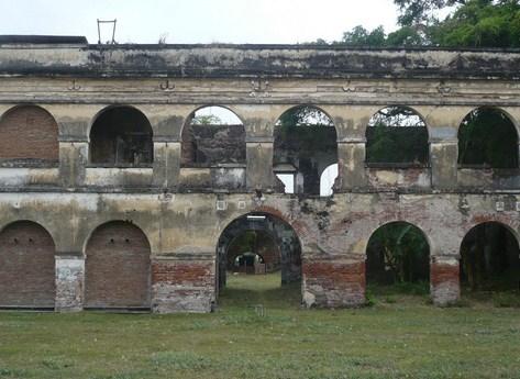 Pesona Keindahan Wisata Benteng Pendem Van De Bosch Ngawi Ihategreenjello