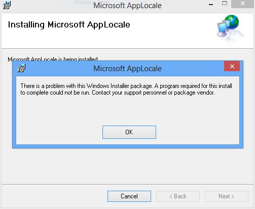เเหล่งรวมเกมส์ตามใจผู้ชม: Microsoft Applocale โปรแกรมสำหรับเล่น ...