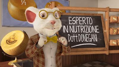 esperto in nutrizione Parmareggio