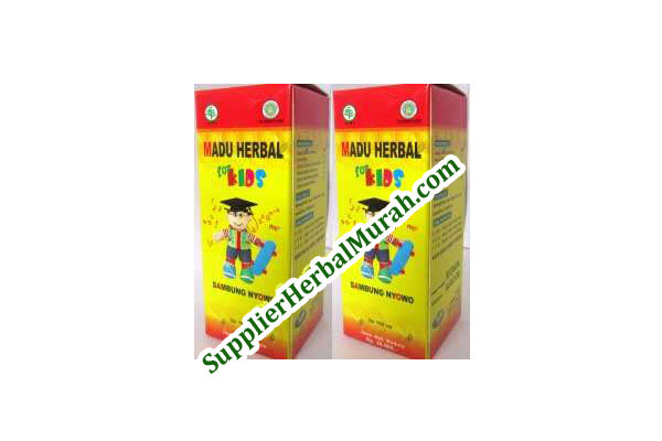 Madu Herbal Sambung Nyowo for Kids