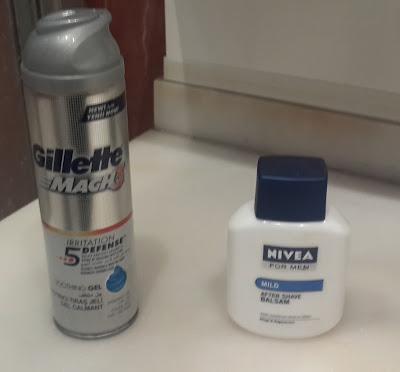 Tıraş Sonrası Erkek Cilt Bakımı için Kil Maskesi Uygulaması