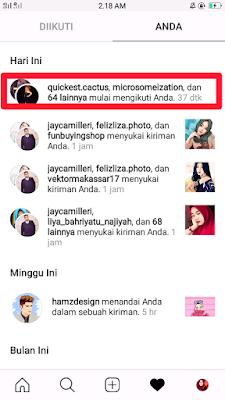 Bukti Auto Follower Instagram Tanpa Pasword