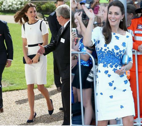 secretos de estilo de Kate Middleton