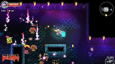 Hellmut The Badass From Hell Game Screenshot 2