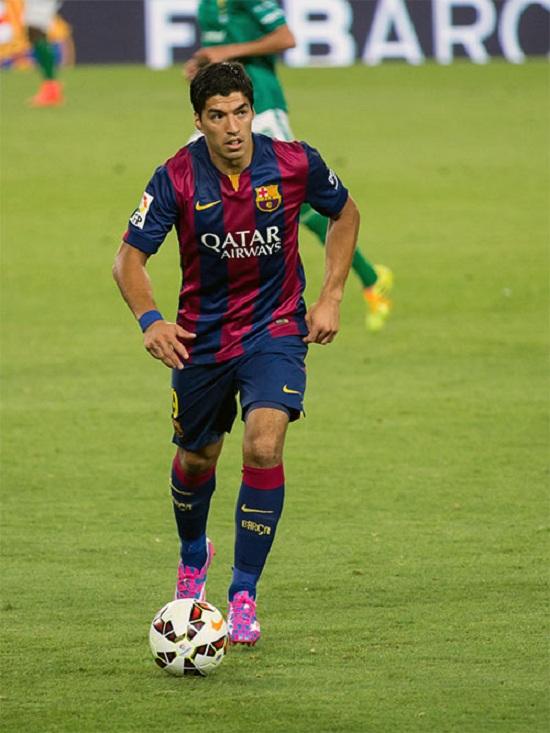 Luis Suarez vẫn đã và đang đóng góp bàn thắng cho Barca theo một cách hoàn toàn khác đó là lập những pha kiến tạo.