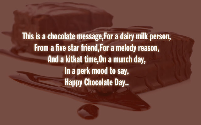 Chocolate Day picture quotes