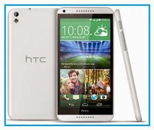 Spek HTC Desire 816G Dual Sim