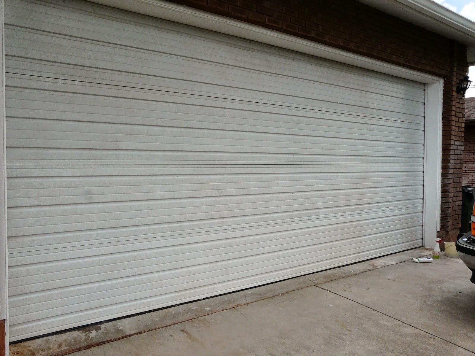 The Quot Secret Quot Is Gratitude Washing The Garage Door