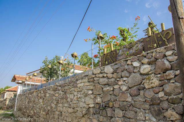 WW1 remains in village Gradeshnica, Mariovo