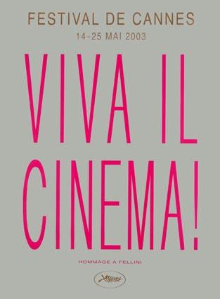 jenny holzer cannes film festival poster