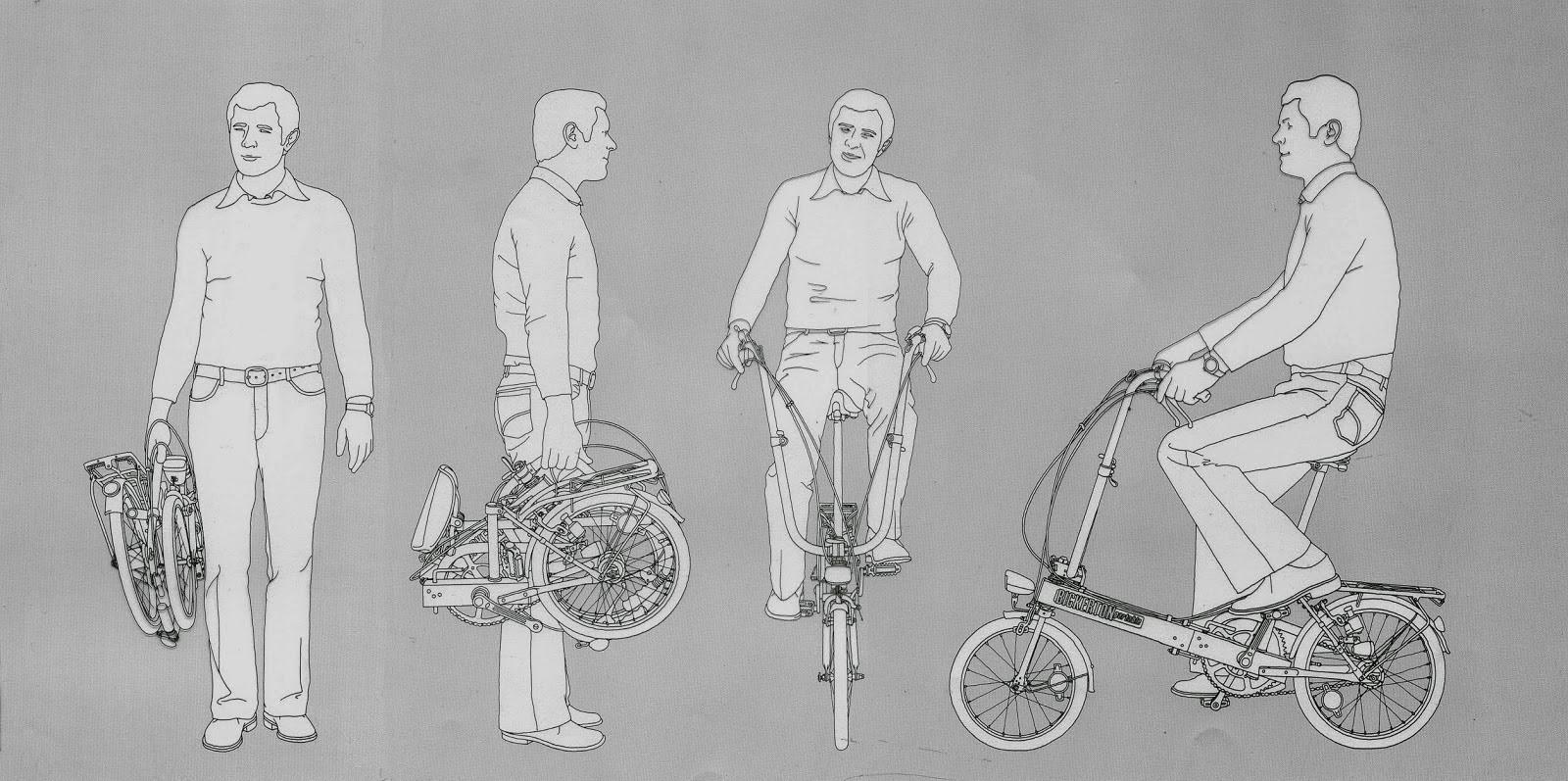 St-Pedali: Rad-Fuhrpark