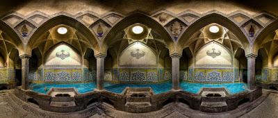 حمام علیقلی آقا، واقع در بیدآباد، اصفهان