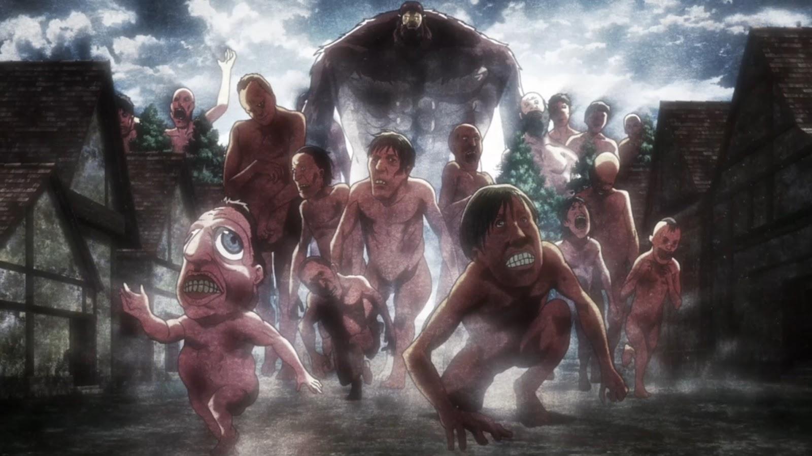 Shingeki no Kyojin 2 – Episódio 09