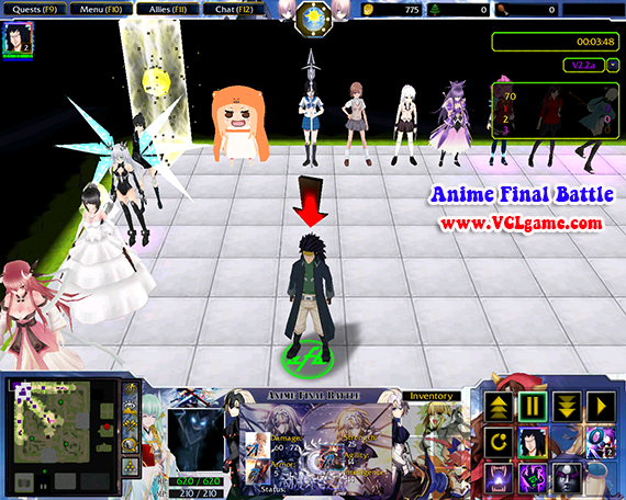 Anime Final Battle V22a