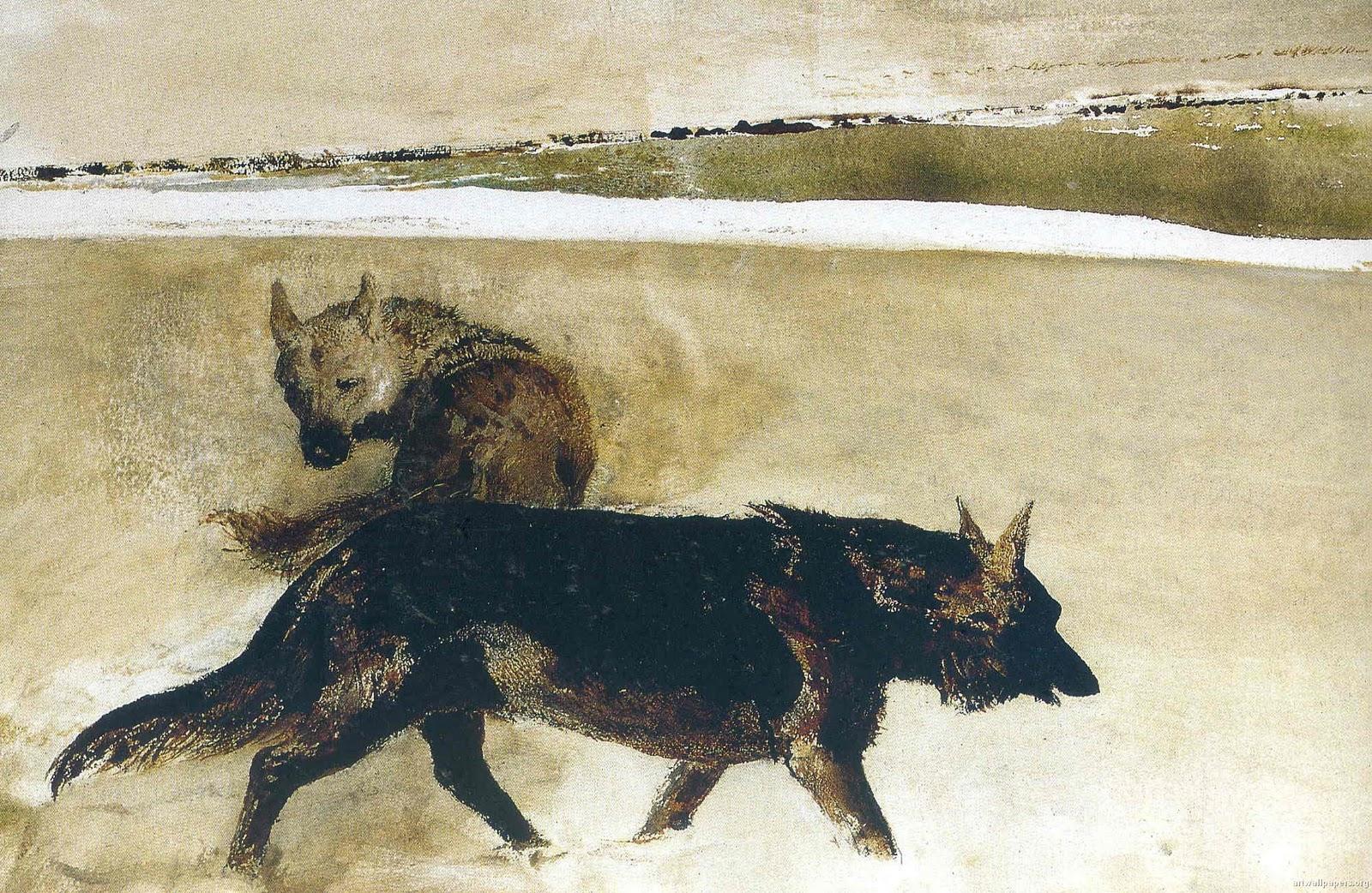 Andrew Wyeth Tutt Art